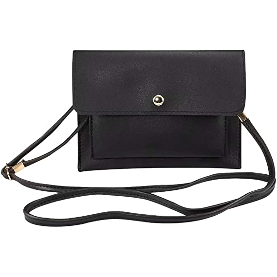 fa8f43c5ae92 Amazon.com: Women's Small Travel Phone Purse Crossbody Bag Wallet ...