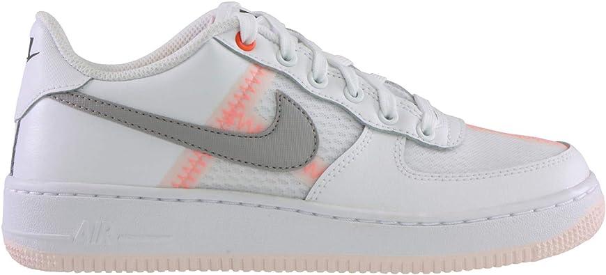 Amazon.com | Nike Air Force 1 Lv8 1 Kids Boys AV0743-100 Size 4.5