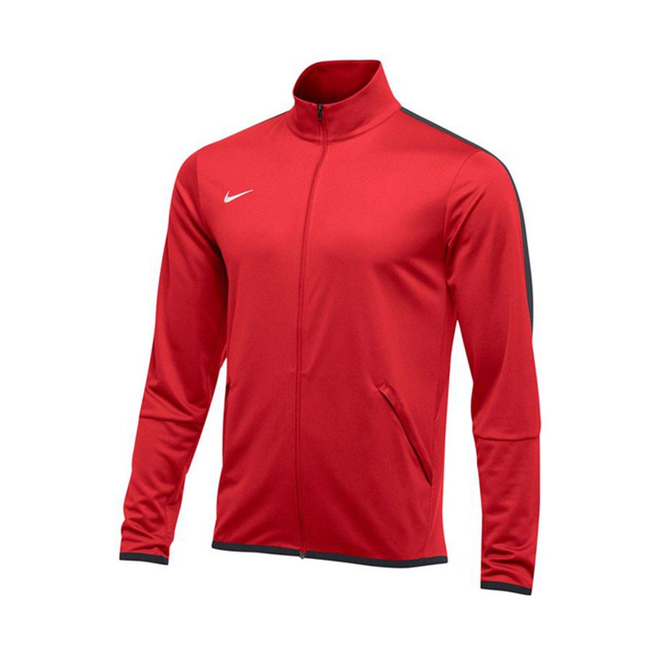 NIKE Epic Training Jacket Male Scarlet Large