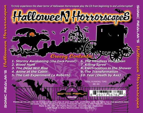 Halloween Horrorscapes