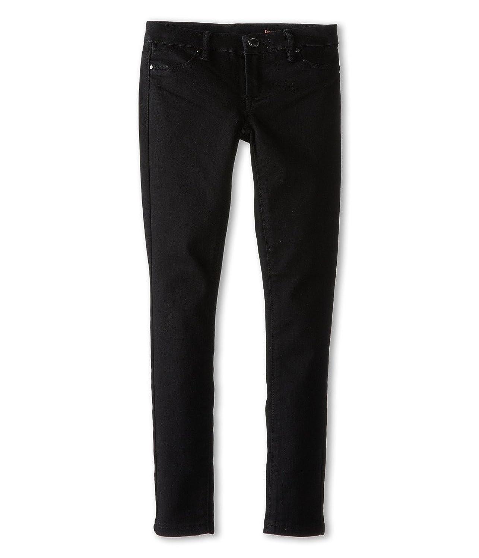 Blank NYC Kids Womens Skinny Jeans in Nightchild Black (Big Kids)