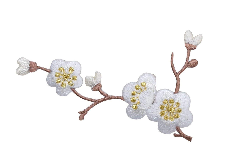 Amazon.com : cherry blossom white flowers brown stem left