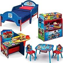 Amazon Com Paw Patrol Toddler Table