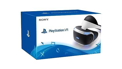 Sony PlayStation VR - CUH-ZVR1 (PS4): Amazon.es: Videojuegos