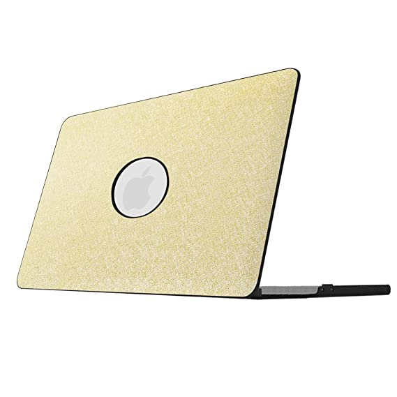 best website a7e07 bedf2 Fintie MacBook Pro 13 Retina Case - Slim Lightweight PU Leather Coated  Plastic Hard Cover Snap On Protective Case for MacBook Pro 13.3