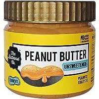The Butternut Co. Unsweetened Peanut Butter Crunchy 340g