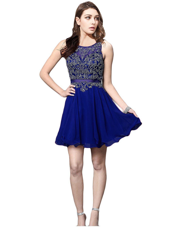 Short Prom Dresses: Amazon.com