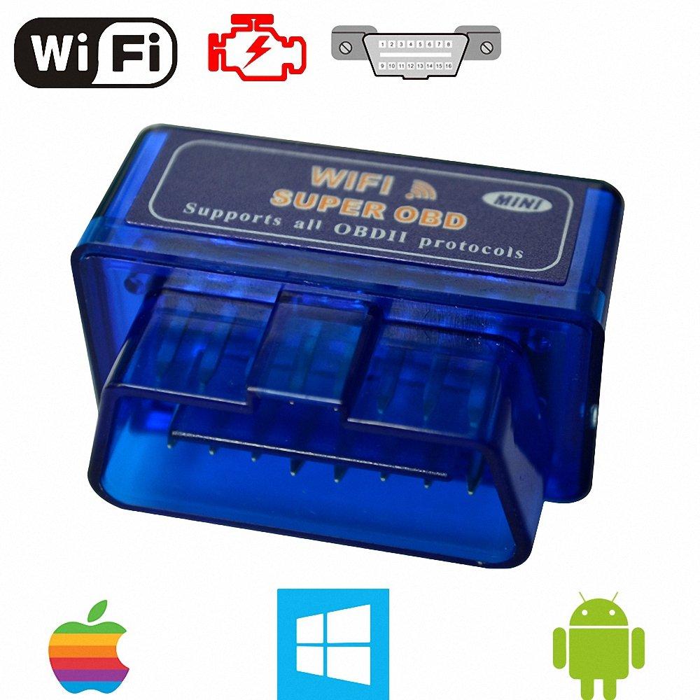 Code Readers & Scan Tools Launchh OBDII Auto Diagnostic WiFi OBD2 ...