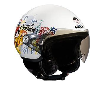 Nexx SX60 Coolkids casco de moto para niños
