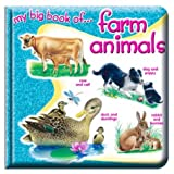 My Big Book of Farm Animals, Vincent Douglas and School Specialty Publishing Staff, 1588452832