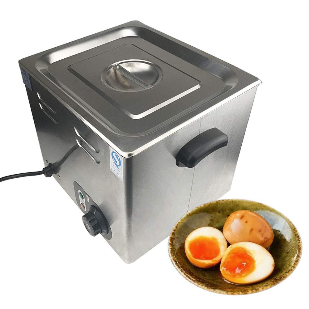 Li Bai Commercial Electric Egg Cooker Japanese Hot Spring Egg Maker 60 Eggs Capacity 2600W for Soft Boiled Eggs by Li Bai (Image #1)