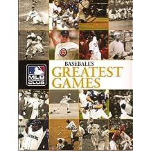 baseball's greatest games mlb insiders club