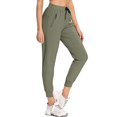 MOCOLY Womens Hiking Cargo Pants Quick Dry Stretch Lightweight Outdoor Water Resistant UPF 50 Fishing Camping Capri Pants
