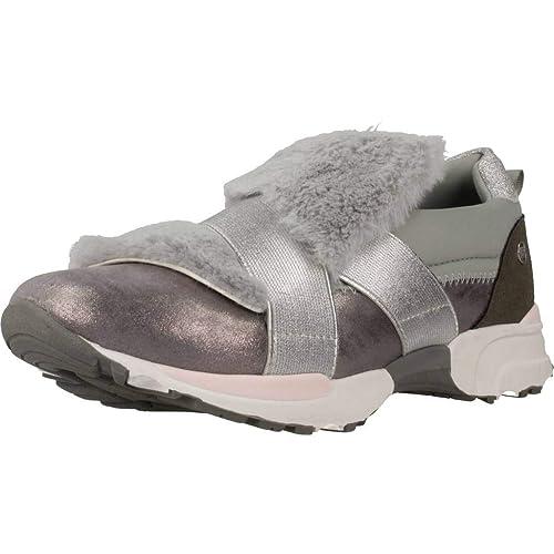 Zapatillas para niña, Color Gris, Marca GIOSEPPO, Modelo Zapatillas para Niña GIOSEPPO 45994G Gris: Amazon.es: Zapatos y complementos