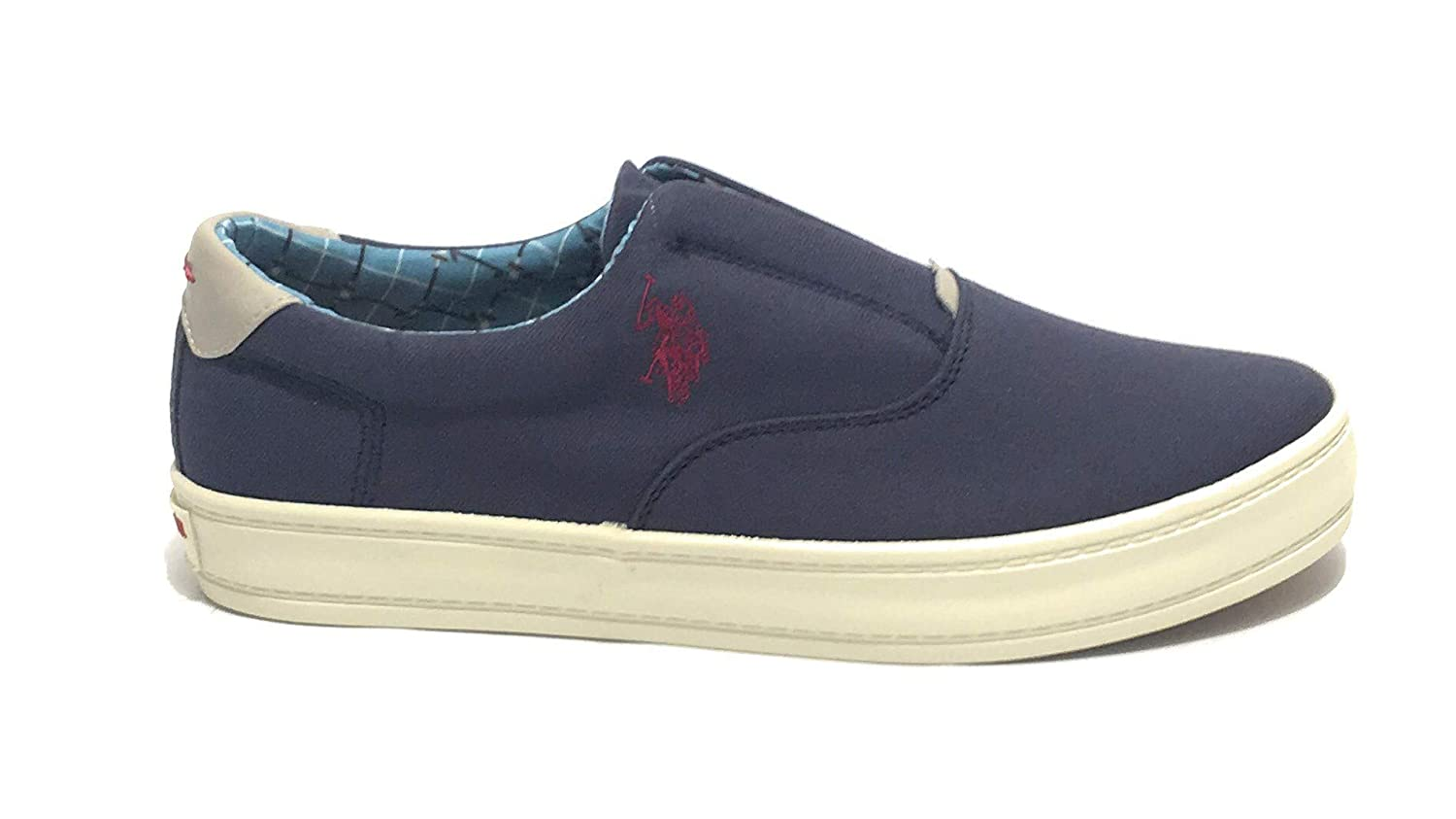 Dark Blau U.S. Polo Assn. 4018S9 C1 Herren Slipper