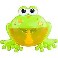 HUGMO 'Infantino' Frog, Baby Bubble Bath Toy - Green