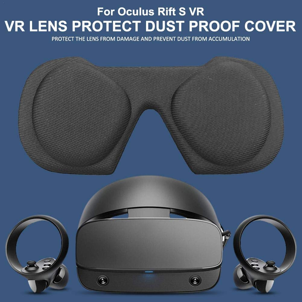 Custodia Antipolvere per Auricolare da Gioco Oculus Rift S VR Handsome Rikey Cover Protettiva per Obiettivo VR