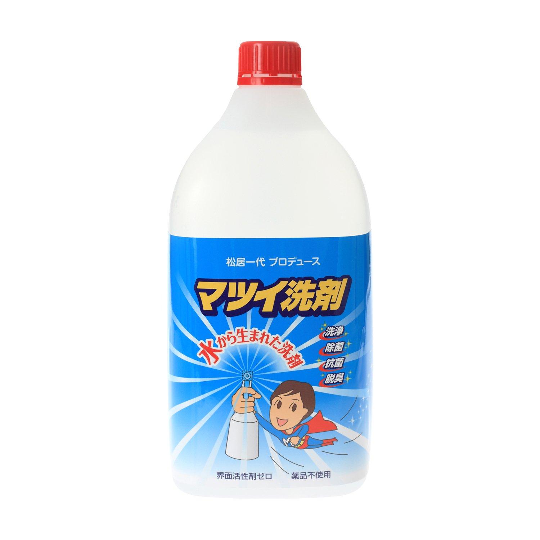 松居一代 マツイ洗剤 1.8L B00LM0IJS2
