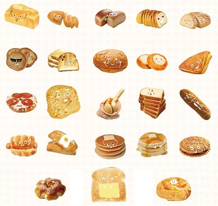 Top 10 Scrapbooking Stickers Of Food