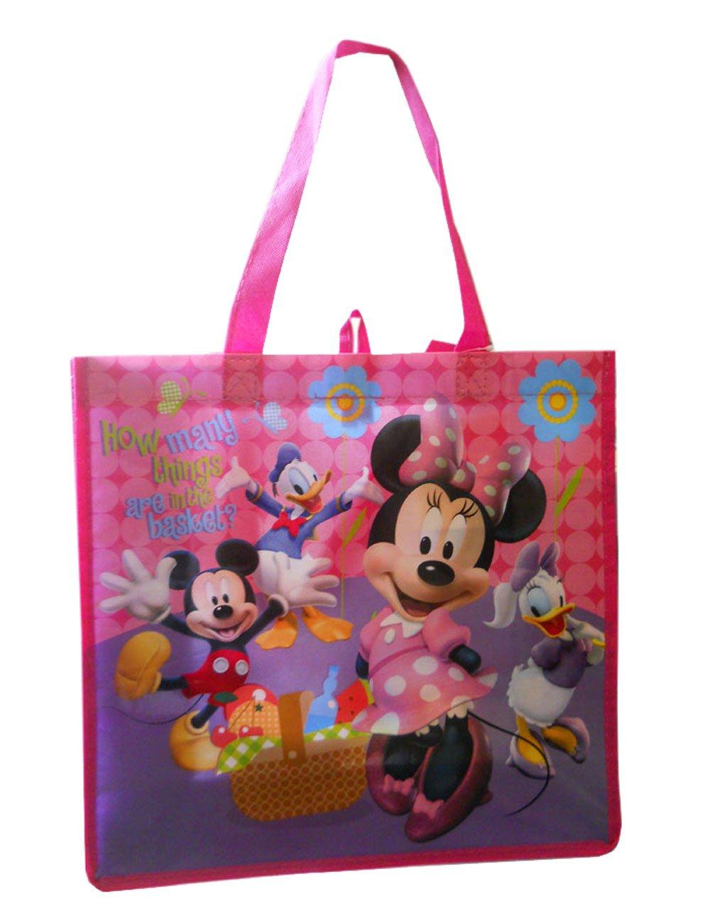 Mickey Eco Road Rally Tote Bag
