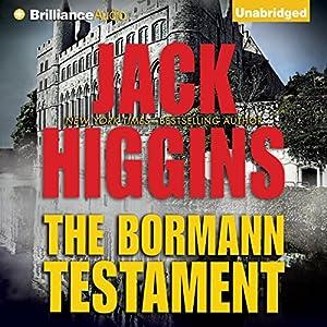 The Bormann Testament Audiobook