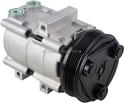 Amazon Com Ac Compressor A C Clutch For Ford Escape Mazda