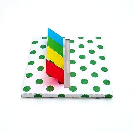 Amazon com : Redi-Tag Designer Desk Dispenser Page Flags, 140-Pack