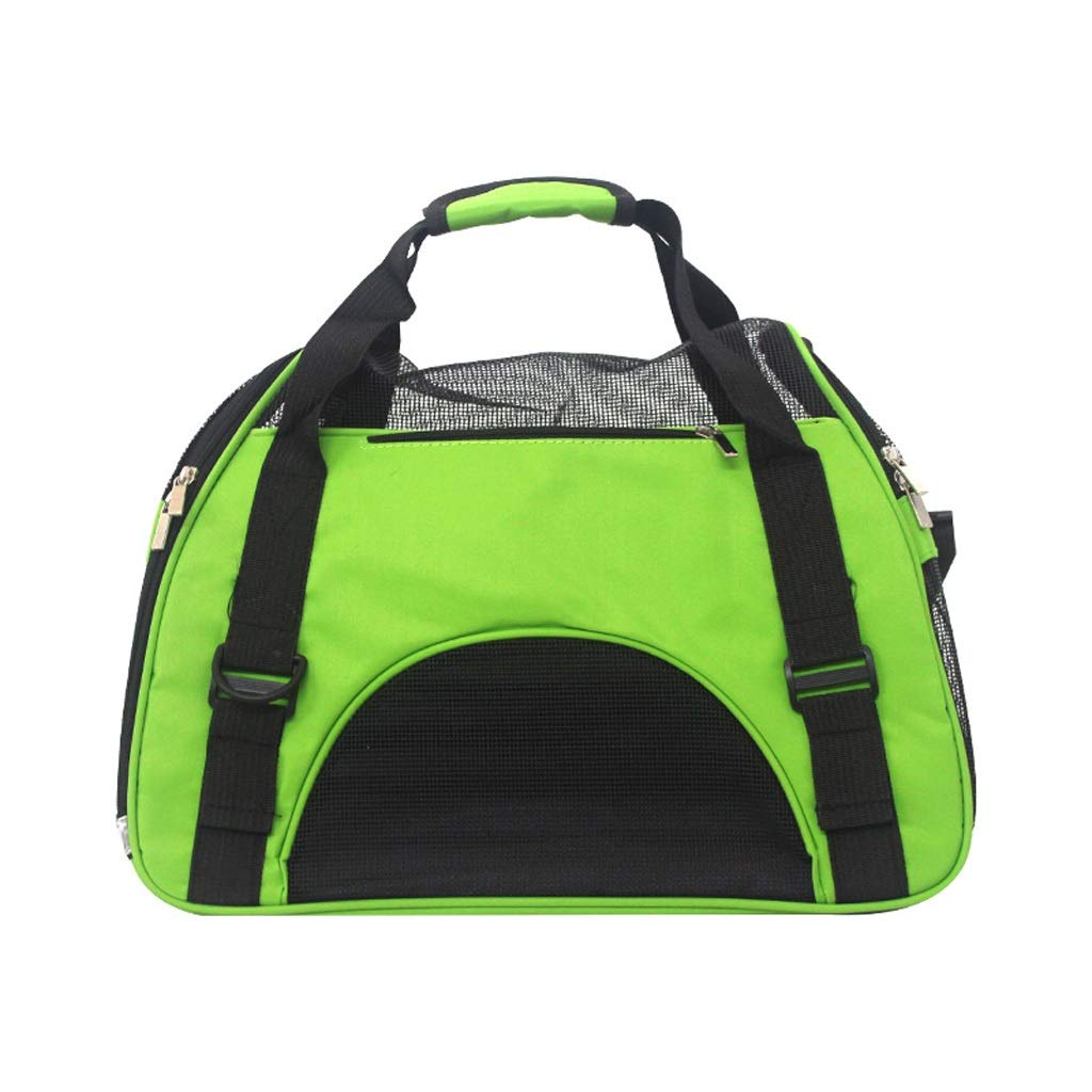 2-M482233 cm Duzhengzhou Pet Bag, Pet Handbag Cat Bag Cat Backpack Dog Cat Carrying Bag (color   2-M4822  33 cm)