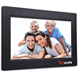 OXA 7-Inch 4 G HD Digital Photo Frame with Built-in Storage MP3 Video Player (Black)