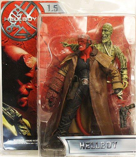 Mezco Hellboy 1.5 Hellboy Action Figure