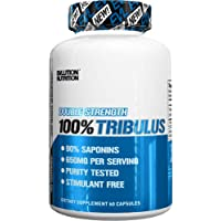 Evlution Nutrition Double Strength 100% Tribulus (60 Capsules)