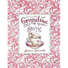 Grandma Tell Me Your Story Memory Journal