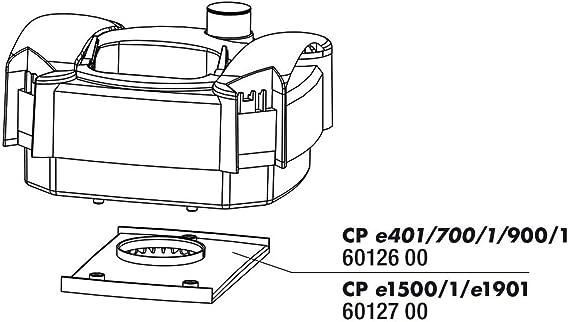 JBL JBL CP e700 Fl/ügelrad mit Schaft Lager