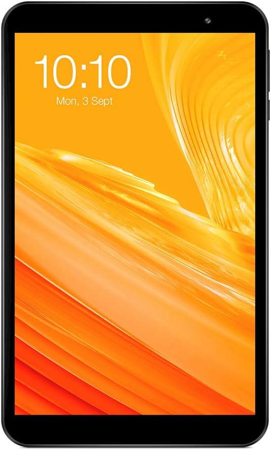 TECLAST Tablet PC P80X Tableta 4G LTE 8'' 2GB RAM 32GB ROM 8 Core Android 9.0 GPS Navegación Satelital AI Aceleración PowerVR GE8322 Optimización Inteligente del Color 1.6GHz GX6250 Dual Camara