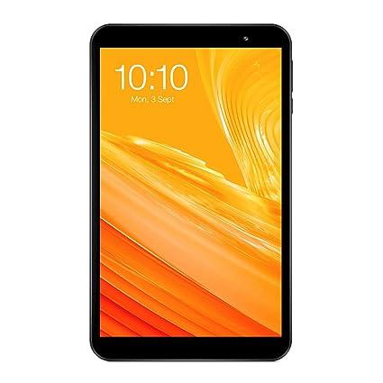 TECLAST Tablet PC P80X Tableta 4G LTE 8 2GB RAM 32GB ROM 8 Core Android 9.0 GPS Navegación Satelital AI Aceleración PowerVR GE8322 Optimización ...