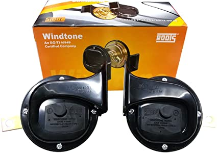 Roots Roots Windtone Skoda Type Horn (12V)