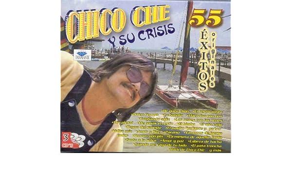 CHICO CHE - 55 EXITOS DE CHICO CHE - Amazon.com Music