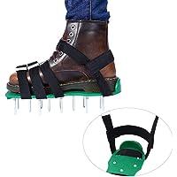 Zapatillas de Jardinería, con 4 Correas Ajustables, Hebillas