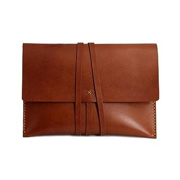 6904582e118 joytoken® personalizado hecho a mano genuino de piel iPad Mini funda bolsa  iPad Mini de