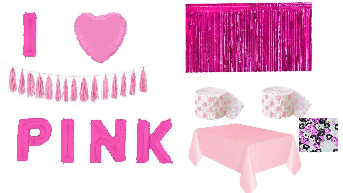 Victorias Secret PINK Scene Decoration Pack