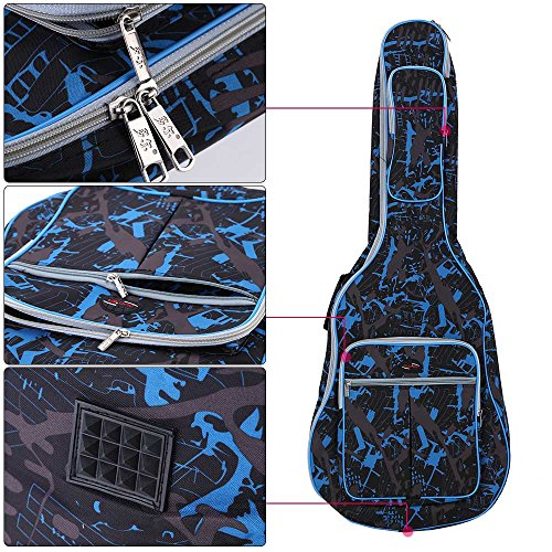 600D-Water-Resistant-Oxford-Cloth-Camouflage-Blue-Double-Stitched-Padded-Straps-Gig-Bag-Guitar-Carrying-Case-for-40Inchs-Acoustic-Classic-Folk-Guitar