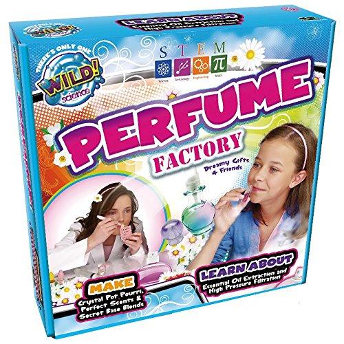 TEDCO Perfume Factory Ingenuity, Creativity, Analytical Skills