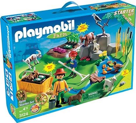 PLAYMOBIL 3124 recolección de Basura: Amazon.es: Juguetes y juegos