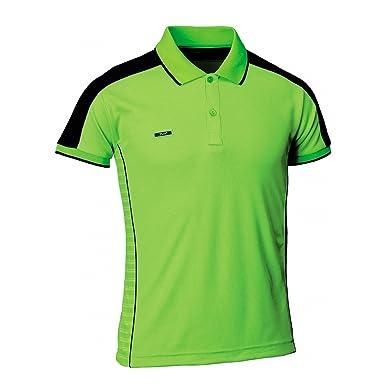 myglory77mall Camiseta con Cuello para Hombre Grande L.Verde ...