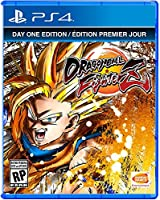 Dragon Ball Fighterz - Day One - PlayStation 4 - Day-one Edition