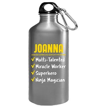 Amazon.com: Joanna talentoso superhéroe Ninja nombre orgullo ...