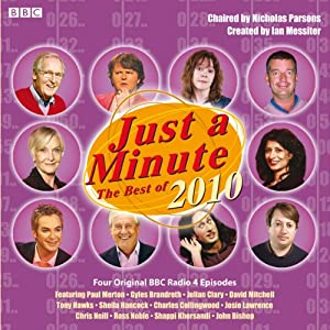 Just a Minute: The Best of 2010 Radio/TV Program