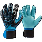 Jalunth Goalkeeper Gloves - Kids & Adults Football Goalie Goal Keeper Gloves with Finger Protection