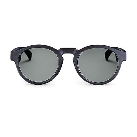 Bose Frames - Gafas de Sol con Altavoces, Rondo, Color Negro