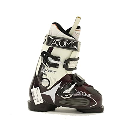 Amazon Com Used Ski Boots >> Amazon Com Used 2015 Atomic Livefit Plus Womens Ski Boots